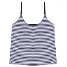 La Pia Striped - Navyblue striped cami