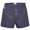 Le Fredo PROVENSLIP - Navyblue boxershort with pattern