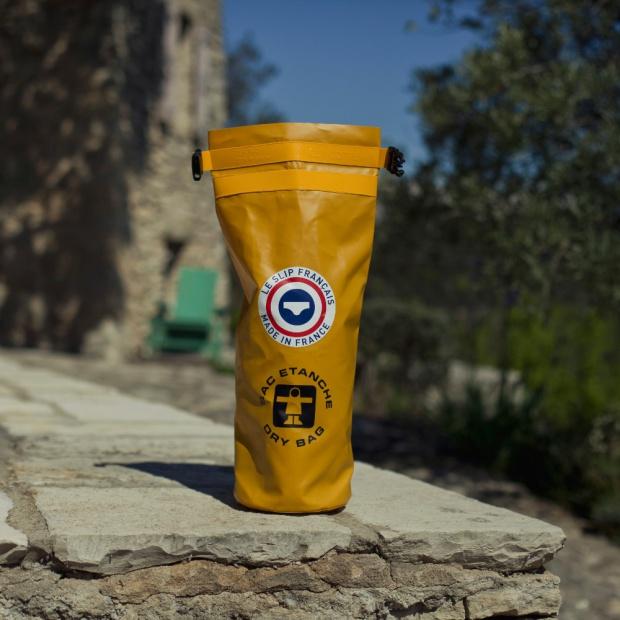 Yellow Waterproof Bag