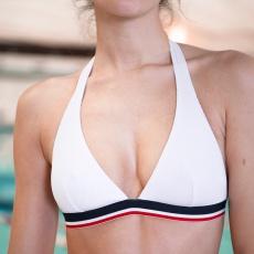 La Marée - White bikini top