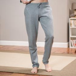 Le doudou GRIS CHINE - Bas pyjama GRIS CHINE