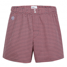 Le jacques CUBES 3D - Boxershort with pattern