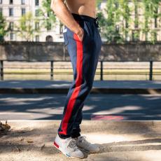 Le sebastien Navyblue - Navyblue jogging pants