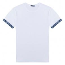 Le Richard - T-Shirt sliberty pattern