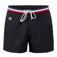 Le Capitaine - Black swim short