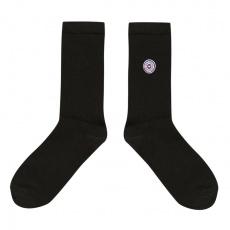 Les Lucas - Black socks
