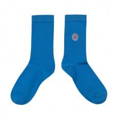 Les Lucas - Electrics blue socks