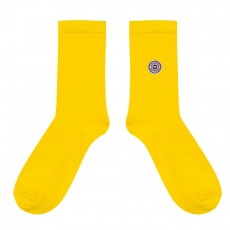 Les Lucas - Yellow socks
