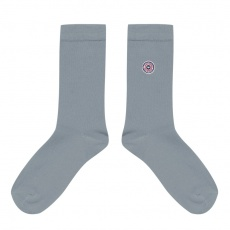 Les Lucas - Light grey socks