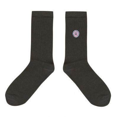L'Ariège - Dark grey socks