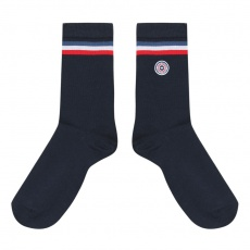 Les Lucas - Navy blue socks