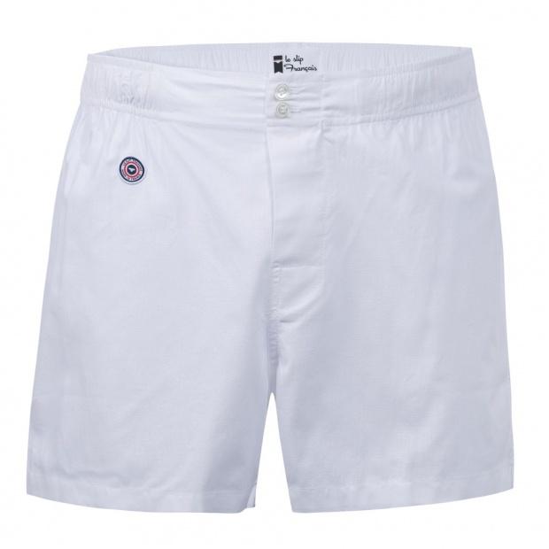 The René - White Boxer Shorts