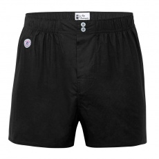 Le Jacques - Black boxer short