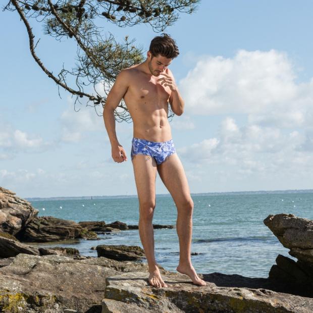 Le Tropical - Tropical swim briefs