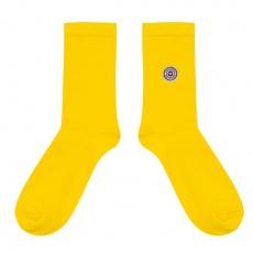 Les Lucas - Yellow socks