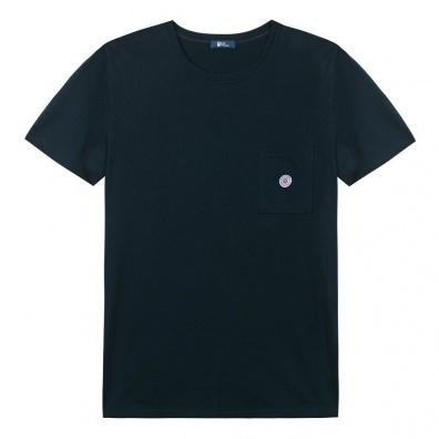 Le Robert - Blue pocket t-shirt