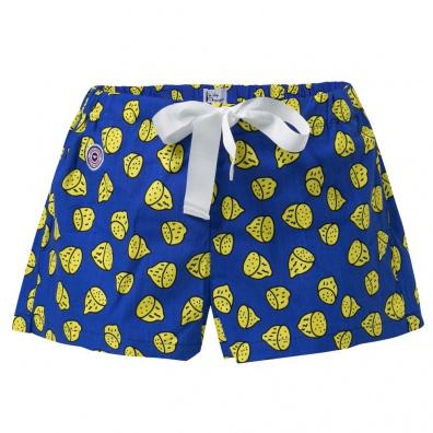 Le Citron - Blue lemon pattern Shorty