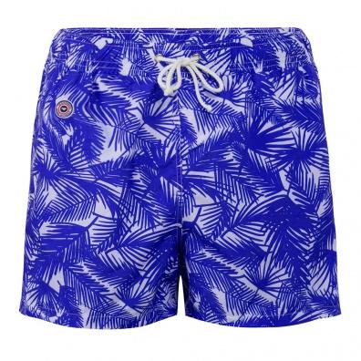 Le Tropical - Blue swim short