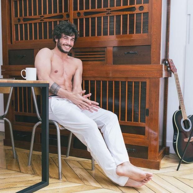 Le Toudou - White Pyjama