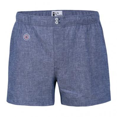 Le Chiné - Blue Marle Boxer short