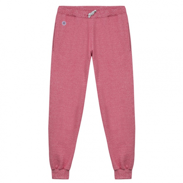 Le Chiné - Red Jersey pants