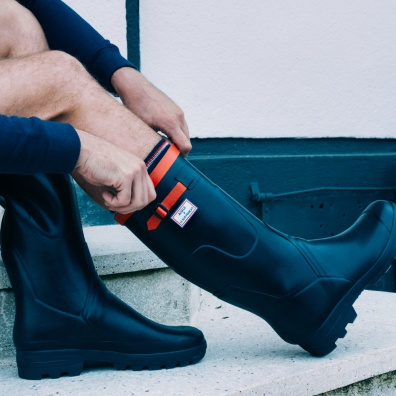 Les Jeannot - LSF x Aigle boots