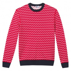 Le Mono - Red pull over