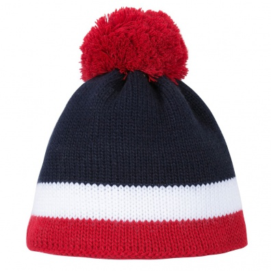 Blue white and red - Beanie
