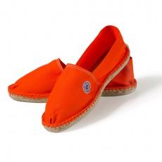Orange Espadrilles - Orange espadrilles