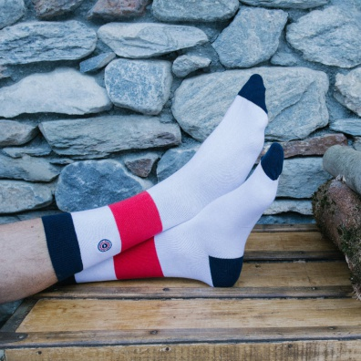 Meribel - chaussettes athlètes