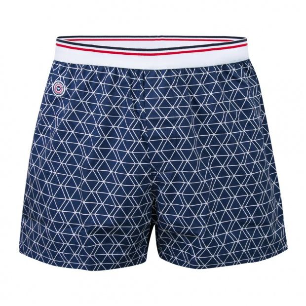 Le Roland - Blue boxer short