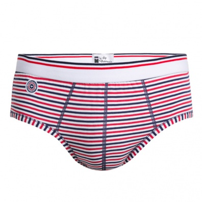 Le Terrible BBR - Striped brief