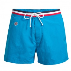 Le Capitaine - Blue plain swim short
