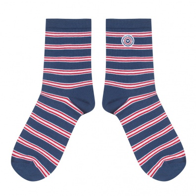 Les Aqua - mid high socks