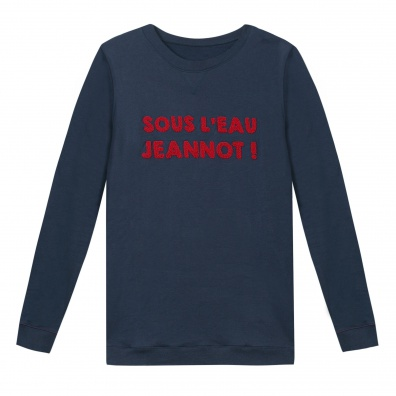Le Jeannot - LSF x Aigle sweat-shirt