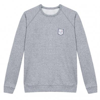 Le Flocon - Grey marle sweat shirt