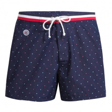 Le Capitaine - Printed swim short