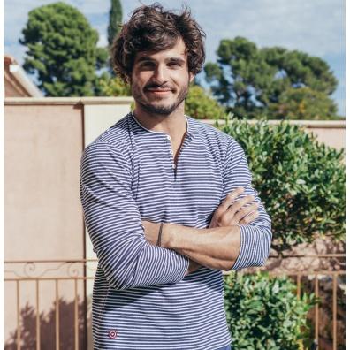 Le Jean - Striped shirt