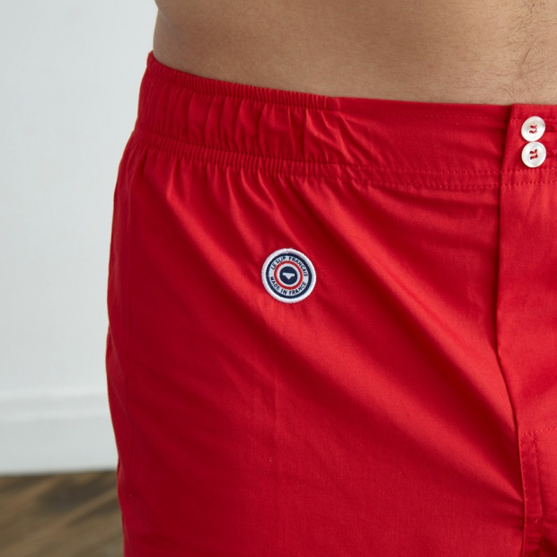 Le Félix - Red boxer short