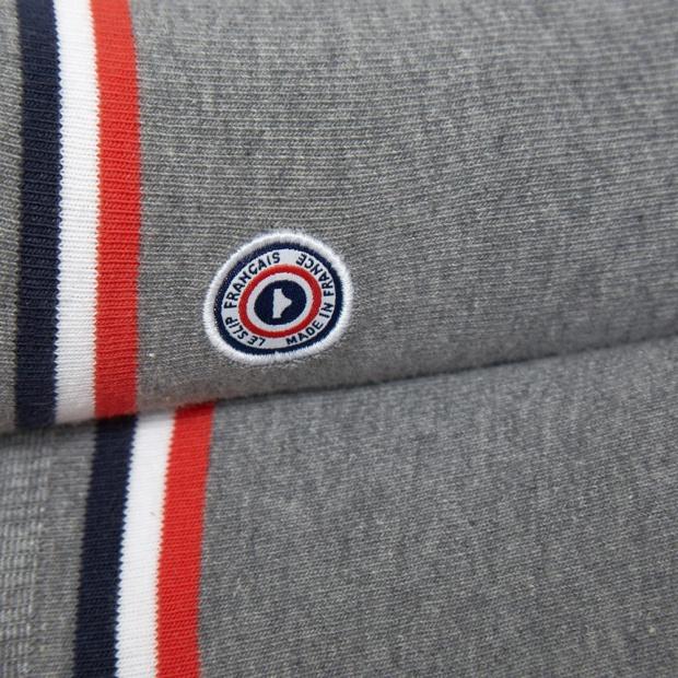 L'Ardèche - Grey marle socks