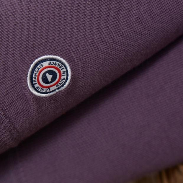 La Nièvre - Purple socks
