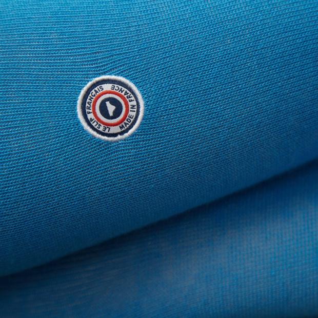 La Sarthe - Electric blue socks