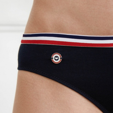 La Madeleine - Blue sports panties