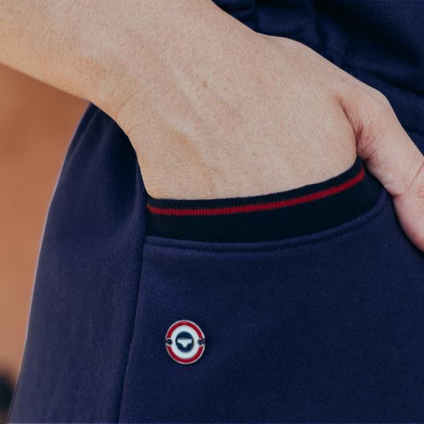 La Catherine - Navy suit