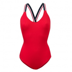 La Nautica - Red one-piece swimsuit