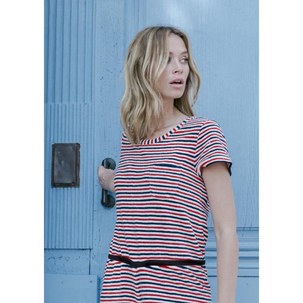La Françoise - Striped suit