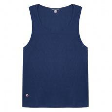 La Marcella - Blue Muscle Fit Vest
