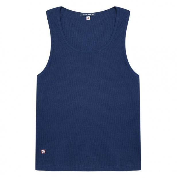 Le Marcella - Blue shirt