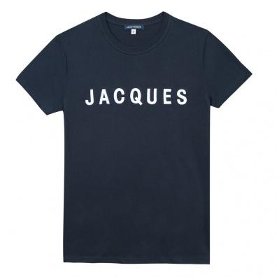 Le Jean F Jacques - Navy t-shirt