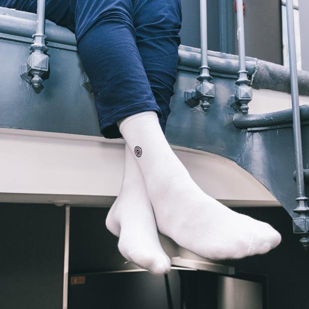 La Dordogne - White socks